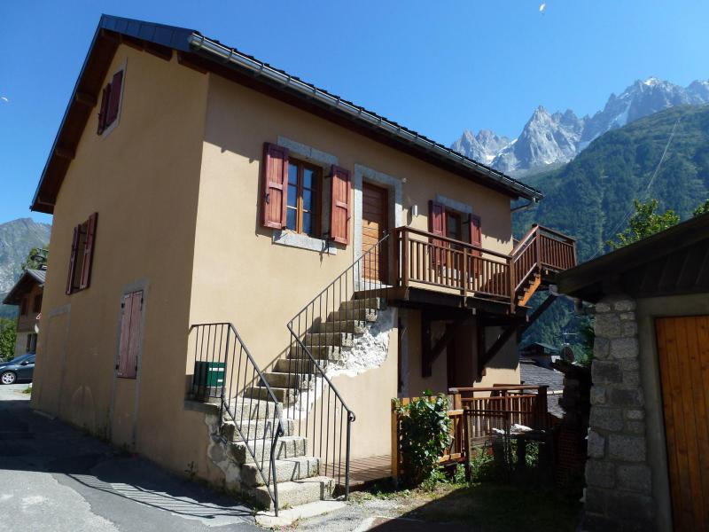 Location au ski Maison Opale - Chamonix