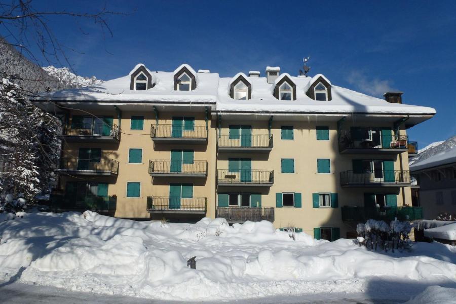 Location au ski Résidence Androsace - Chamonix