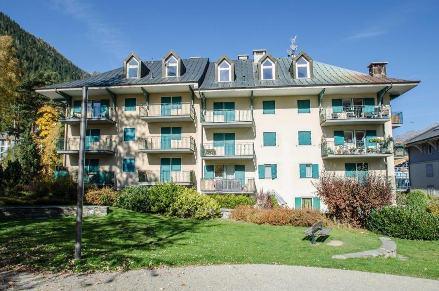Location au ski Residence Androsace - Chamonix
