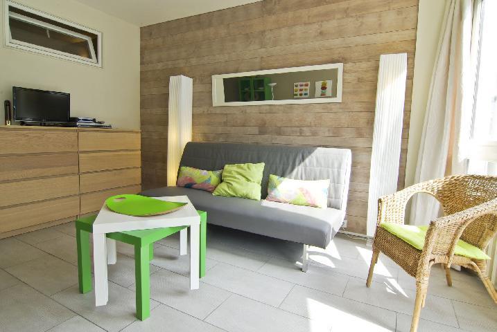 Location au ski Appartement 3 pièces 5 personnes (EDEN) - Residence Beausite - Chamonix
