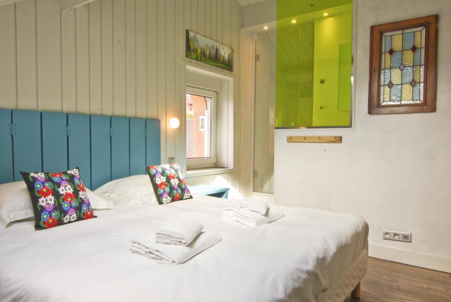 Wynajem na narty Apartament 4 pokojowy 6 osób (Bellevu) - Résidence Bellevue - Chamonix