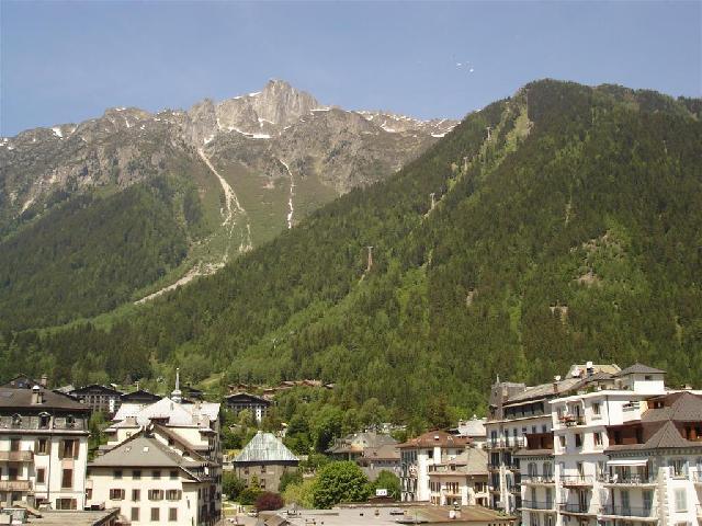 Location au ski Studio 4 personnes - Residence Carlton - Chamonix