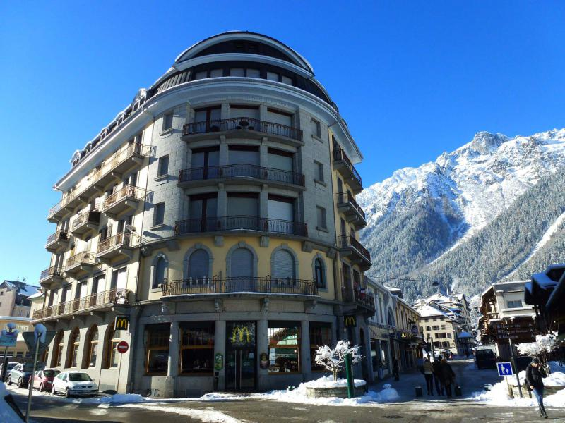 Location au ski Résidence Carlton - Kira - Chamonix