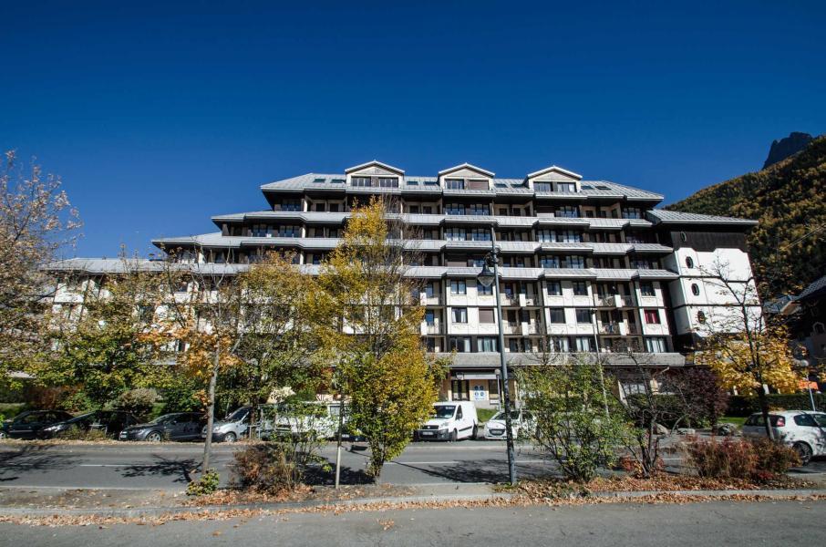 Location au ski Résidence Chamois Blanc - Chamonix