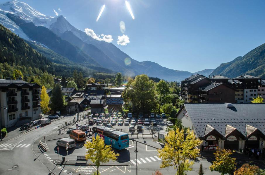 Location au ski Logement 2 pièces 4 personnes (INDIA) - Résidence Chamois Blanc - Chamonix