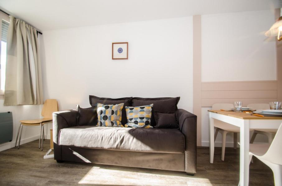 Location au ski Appartement 2 pièces 4 personnes (INDIA) - Résidence Chamois Blanc - Chamonix