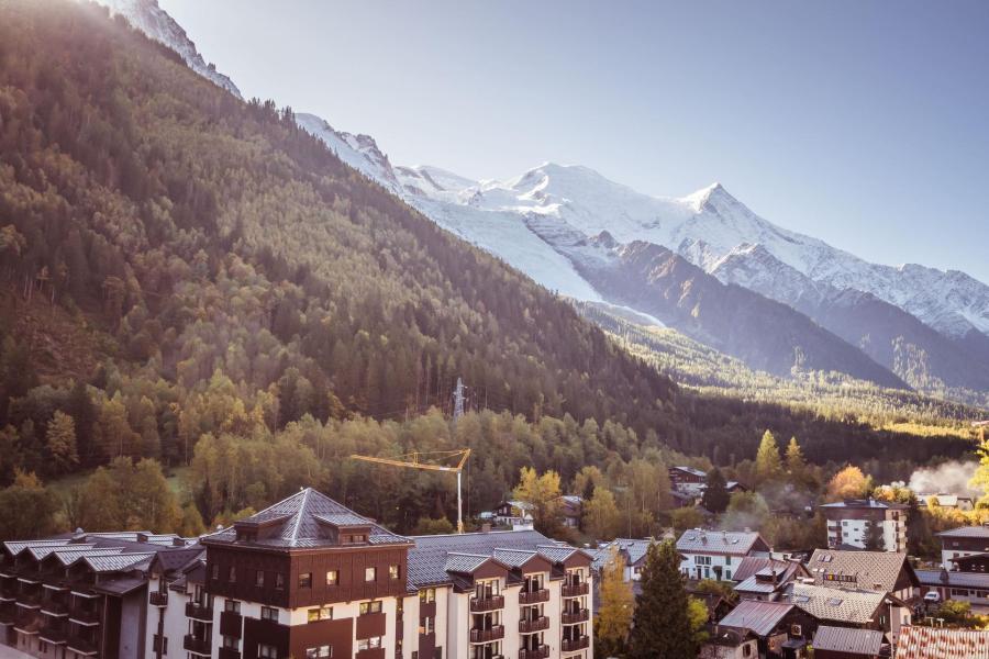 Location au ski Appartement 2 pièces 4 personnes (CROCUS) - Résidence Chamois Blanc - Chamonix