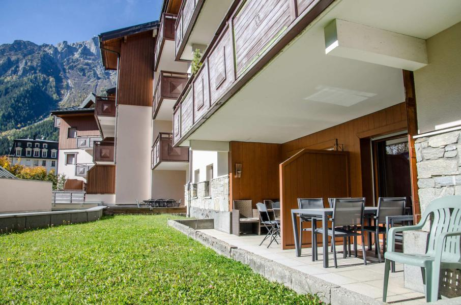 Rent in ski resort Résidence Espace Montagne - Chamonix