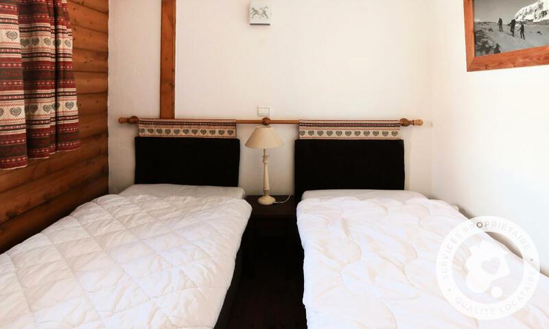 Vacances en montagne Appartement 4 pièces 6 personnes (Sélection 60m²-3) - Résidence la Ginabelle - Maeva Home - Chamonix - Extérieur hiver