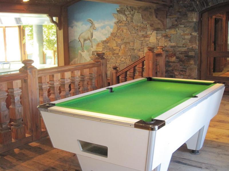 Location au ski Residence Lagrange Le Cristal D'argentiere - Chamonix