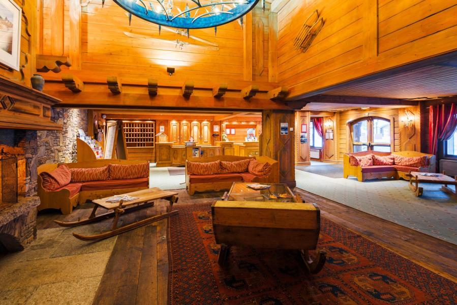 Alquiler al esquí Résidence Lagrange le Cristal d'Argentière - Chamonix - Recepción