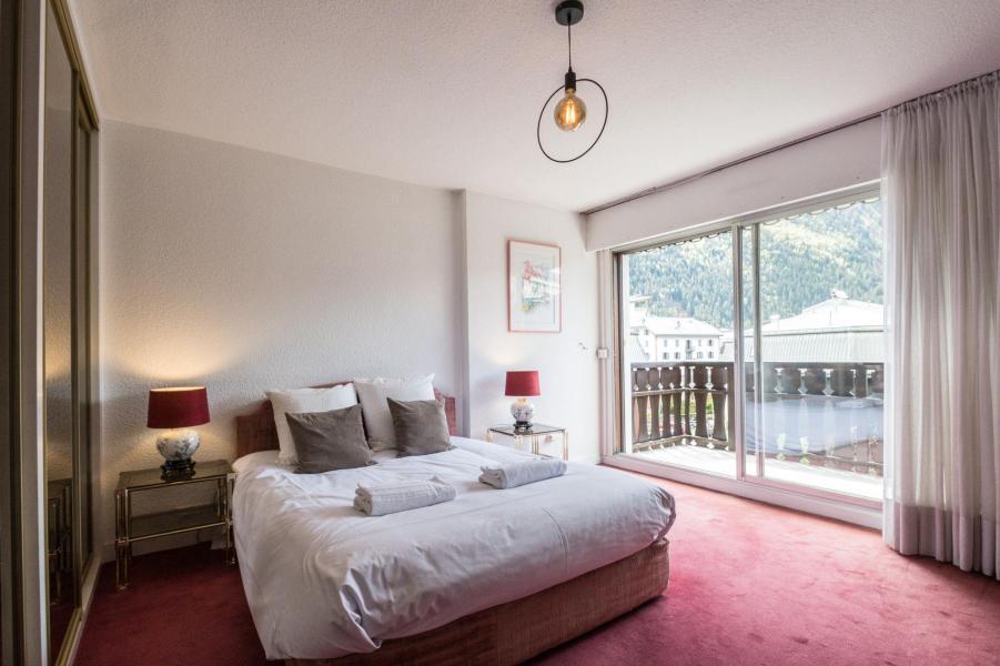 Rent in ski resort 3 room apartment 4 people (AGATA) - Résidence le Clos du Savoy - Chamonix - Bedroom