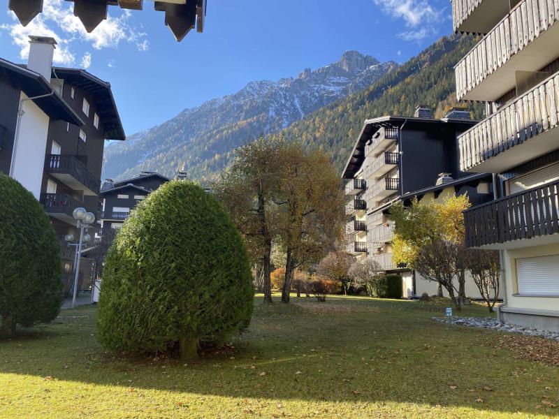 Location au ski Studio coin montagne 4 personnes (Mirabel) - Résidence le Clos du Savoy - Chamonix