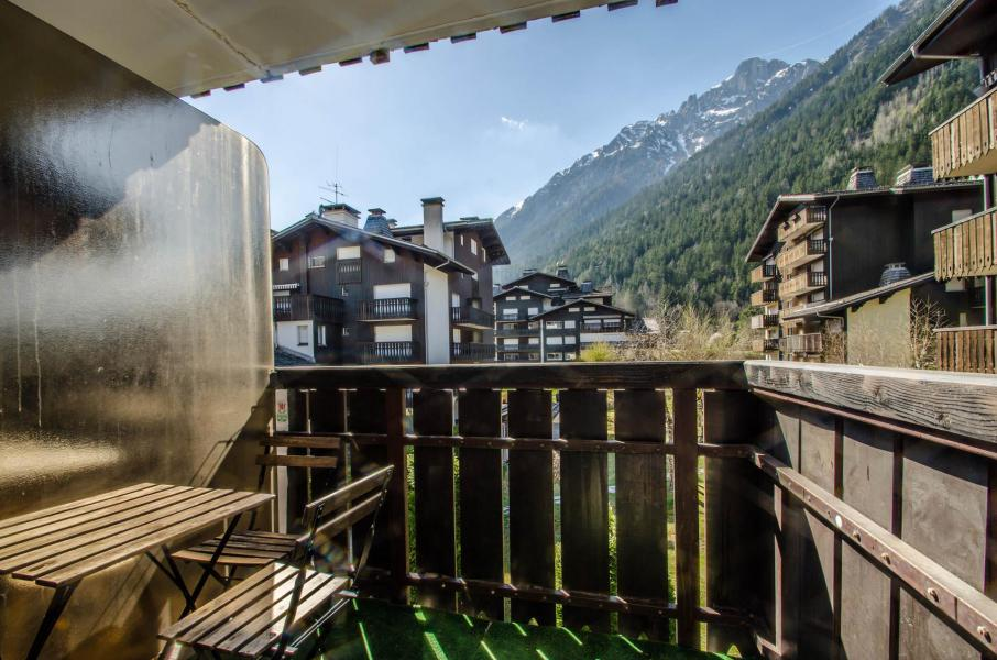 Location au ski Studio 4 personnes (Quartz) - Résidence le Clos du Savoy - Chamonix