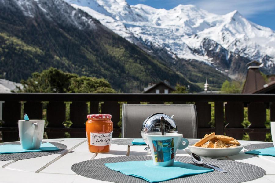 Location au ski Logement 3 pièces 4 personnes (AGATA) - Résidence le Clos du Savoy - Chamonix
