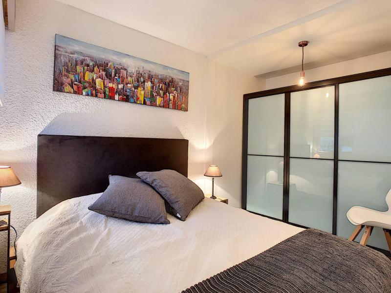 Location au ski Appartement 2 pièces 4 personnes (Opus) - Résidence le Clos du Savoy - Chamonix - Chambre