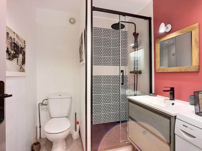 Location au ski Appartement 2 pièces 4 personnes (Opus) - Résidence le Clos du Savoy - Chamonix - Salle d'eau