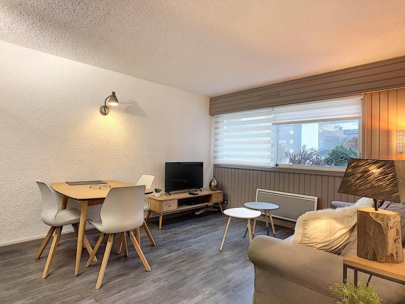 Location au ski Appartement 2 pièces 4 personnes (Opus) - Résidence le Clos du Savoy - Chamonix - Table