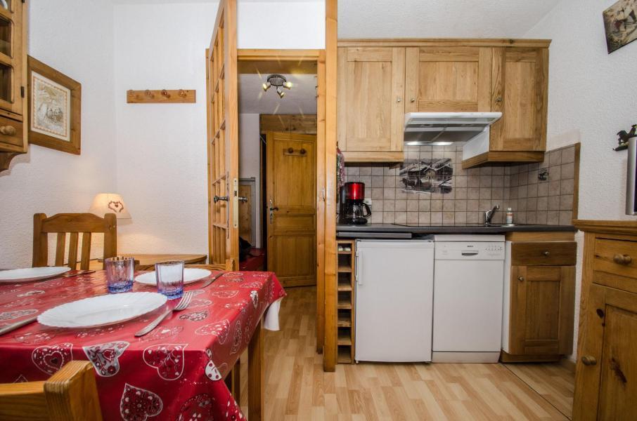 Location au ski Studio 2 personnes (Vegas) - Résidence le Clos du Savoy - Chamonix - Appartement