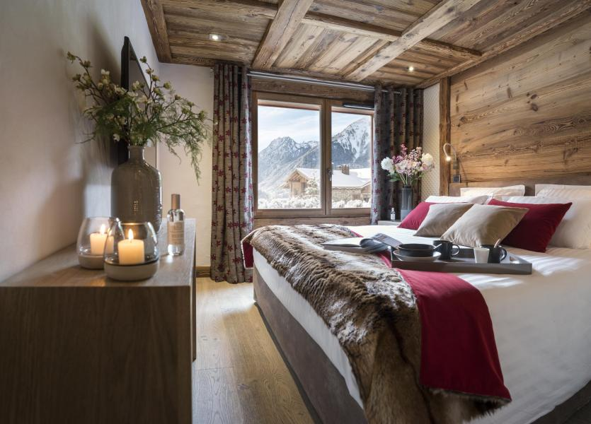 Rent in ski resort Résidence le Cristal de Jade - Chamonix - Bedroom