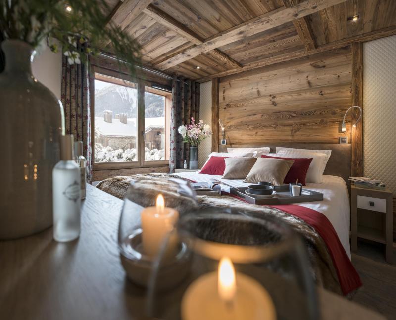 Location au ski Résidence le Cristal de Jade - Chamonix - Chambre