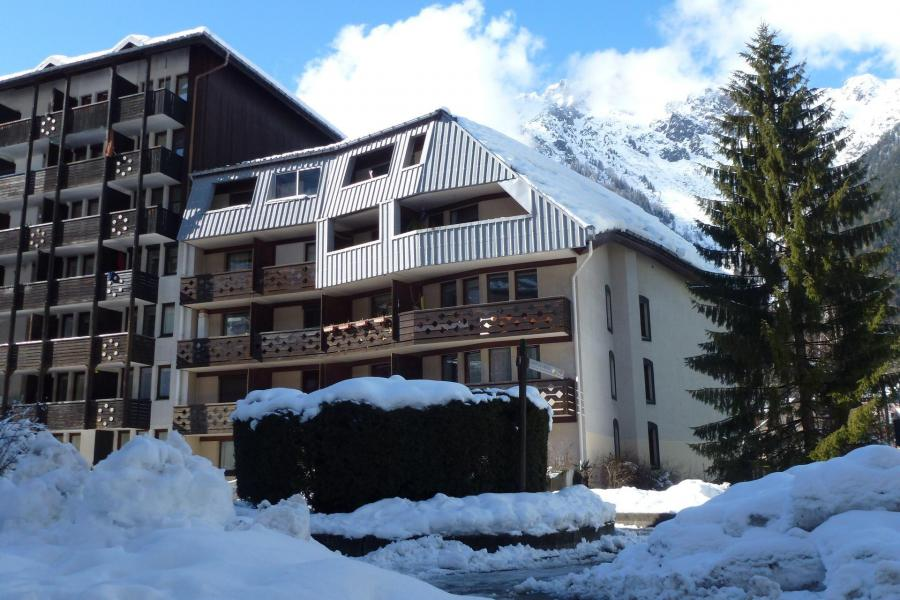 Location au ski Residence Le Grepon - Chamonix