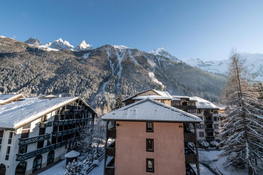 Location au ski Appartement 3 pièces 4 personnes - Résidence le Grepon - Chamonix - Appartement