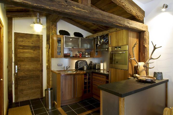 Location au ski Appartement 2 pièces 4 personnes (icone) - Residence Le Majestic - Chamonix