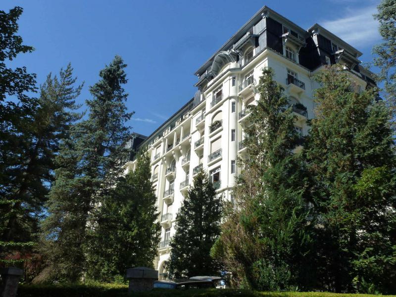 Wynajem na narty Résidence le Majestic - Chamonix