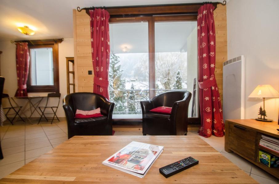 Location au ski Appartement 3 pièces 6 personnes - Résidence le Paradis - Chamonix