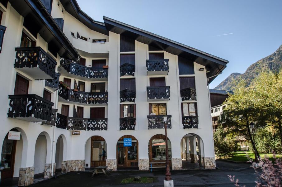 Location au ski Appartement 2 pièces cabine 2-4 personnes - Residence Le Triolet - Chamonix