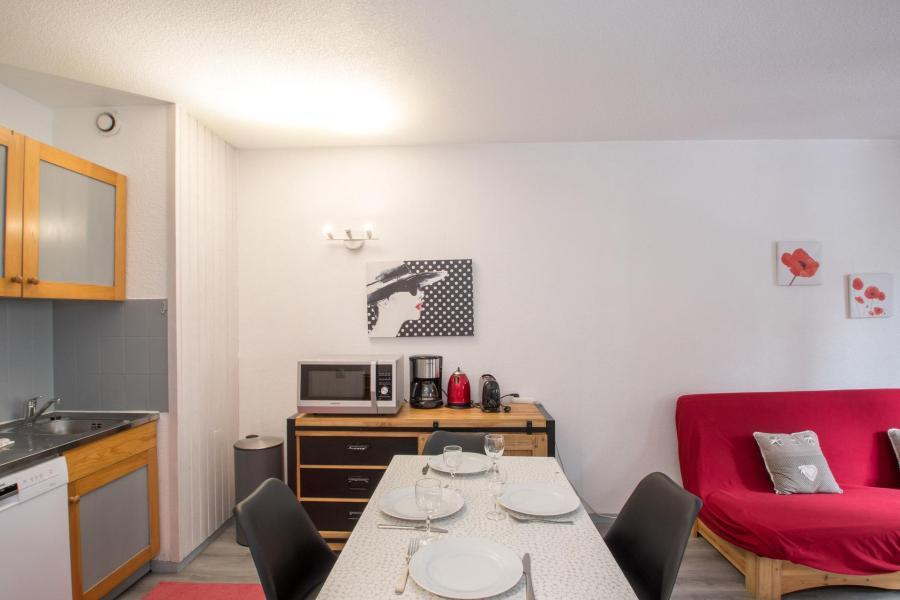 Location au ski Appartement 2 pièces cabine 2-4 personnes - Résidence le Triolet - Chamonix