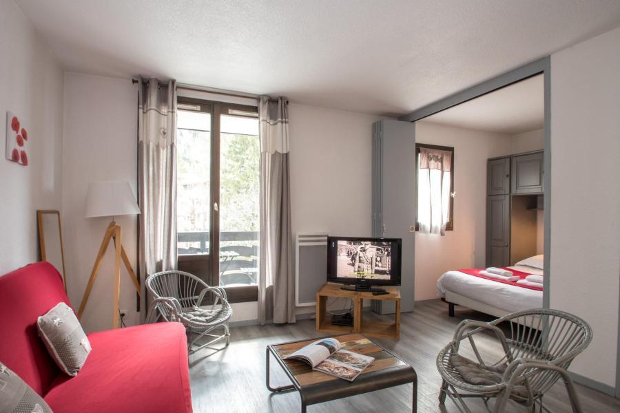Location au ski Appartement 2 pièces cabine 2-4 personnes - Résidence le Triolet - Chamonix - Appartement