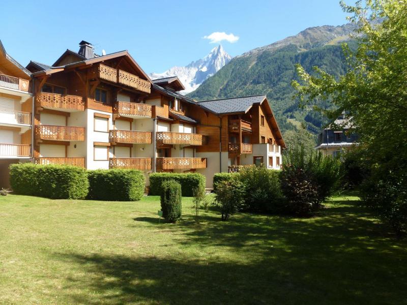 Location au ski Appartement 2 pièces 4 personnes - Residence Les Chalets Du Savoy - Colorado - Chamonix - Tv