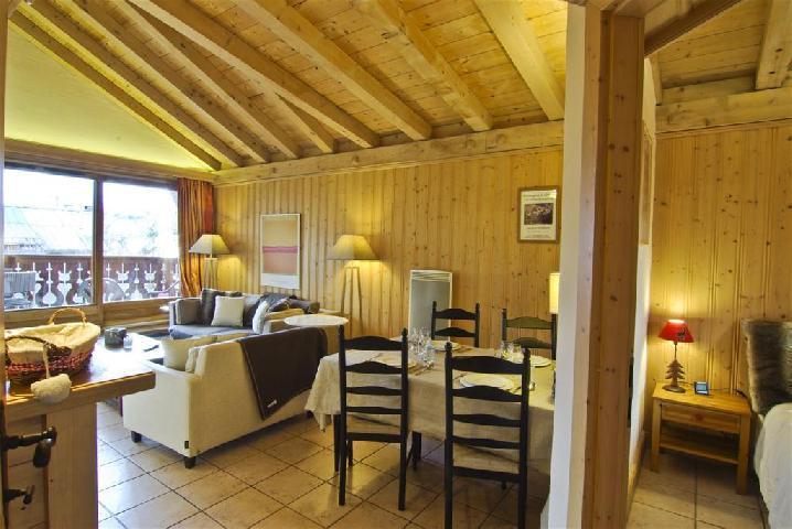 Location au ski Appartement 3 pièces 6 personnes (Volga) - Residence Les Chalets Du Savoy - Kashmir - Chamonix