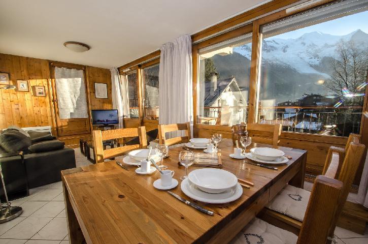Location au ski Appartement 3 pièces 6 personnes (Lavue) - Residence Les Chalets Du Savoy - Kashmir - Chamonix