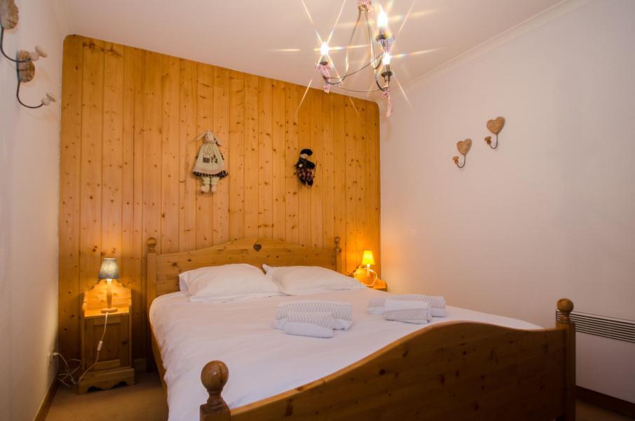 Location au ski Appartement 3 pièces 4-5 personnes (Simba) - Résidence les Chalets du Savoy - Kashmir - Chamonix - Chambre