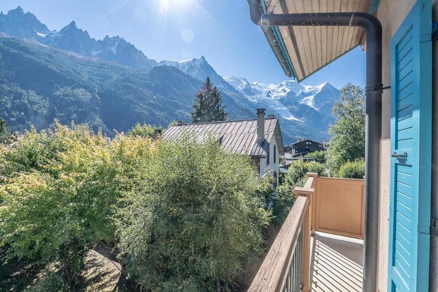 Location au ski Appartement 3 pièces 6 personnes (Lavue) - Résidence les Chalets du Savoy - Kashmir - Chamonix - Chambre