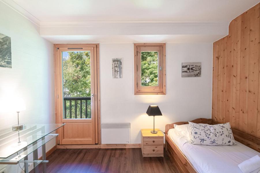 Location au ski Appartement 3 pièces 6 personnes (Lavue) - Résidence les Chalets du Savoy - Kashmir - Chamonix - Séjour