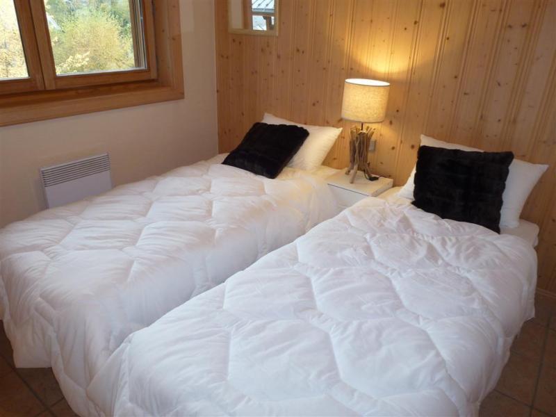 Location au ski Appartement 3 pièces 6 personnes (Volga) - Résidence les Chalets du Savoy - Kashmir - Chamonix - Chambre