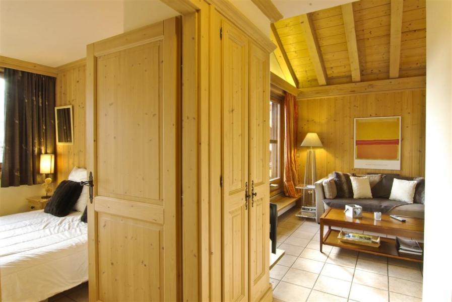 Location au ski Appartement 3 pièces 6 personnes (Volga) - Residence Les Chalets Du Savoy - Kashmir - Chamonix - Séjour
