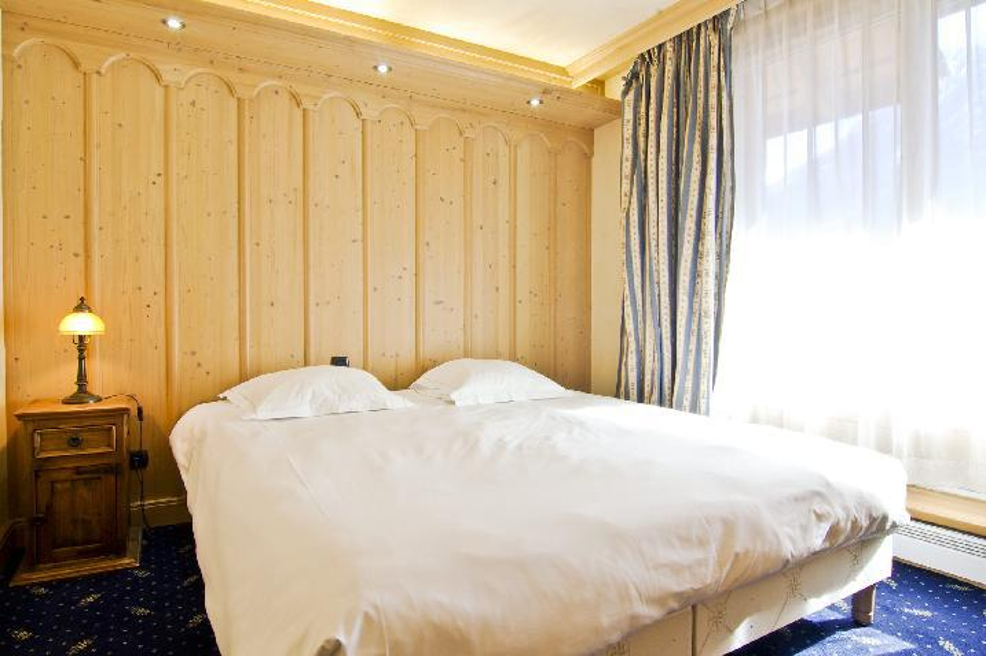 Location au ski Appartement duplex 4 pièces 6 personnes (Neva) - Residence Les Chalets Du Savoy - Kashmir - Chamonix - Chambre