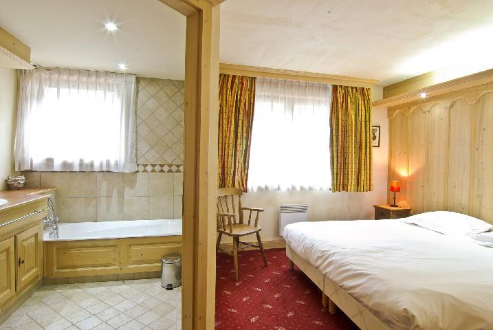 Location au ski Appartement duplex 4 pièces 6 personnes (Neva) - Residence Les Chalets Du Savoy - Kashmir - Chamonix - Coin repas