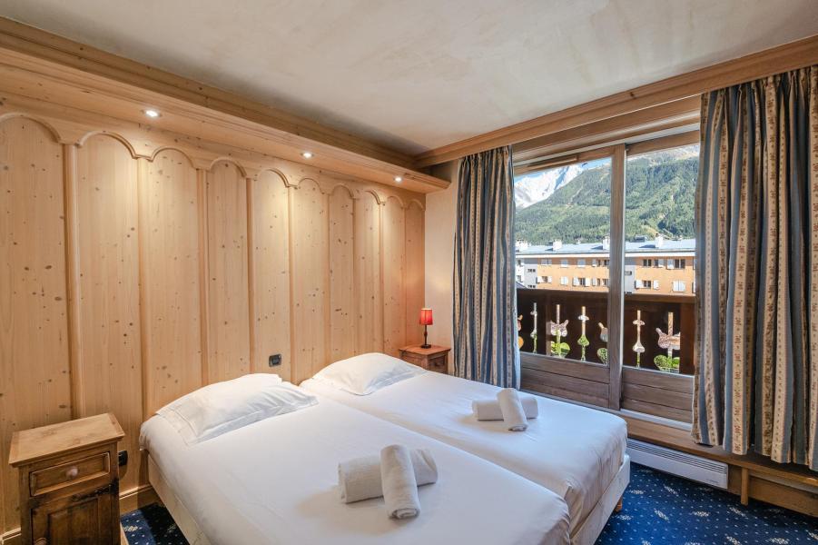 Location au ski Appartement duplex 4 pièces 6 personnes (Neva) - Résidence les Chalets du Savoy - Kashmir - Chamonix - Cuisine ouverte