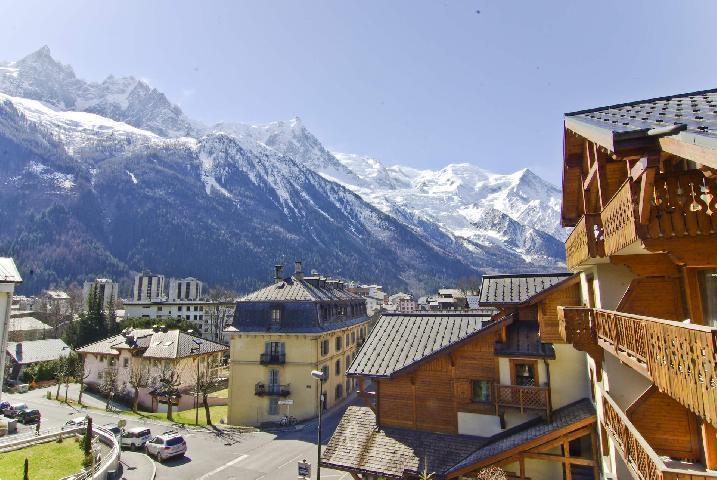 Location au ski Appartement duplex 4 pièces 6 personnes (Neva) - Residence Les Chalets Du Savoy - Kashmir - Chamonix - Séjour