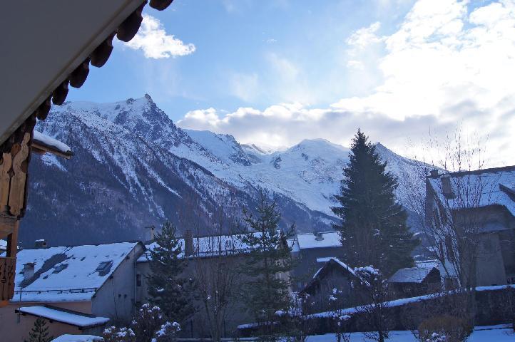 Location au ski Residence Les Chalets Du Savoy - Orchidee - Chamonix - Extérieur hiver