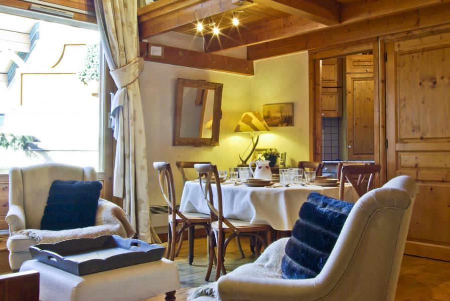 Location au ski Appartement 5 pièces 6-8 personnes - Résidence les Chalets du Savoy - Orchidée - Chamonix