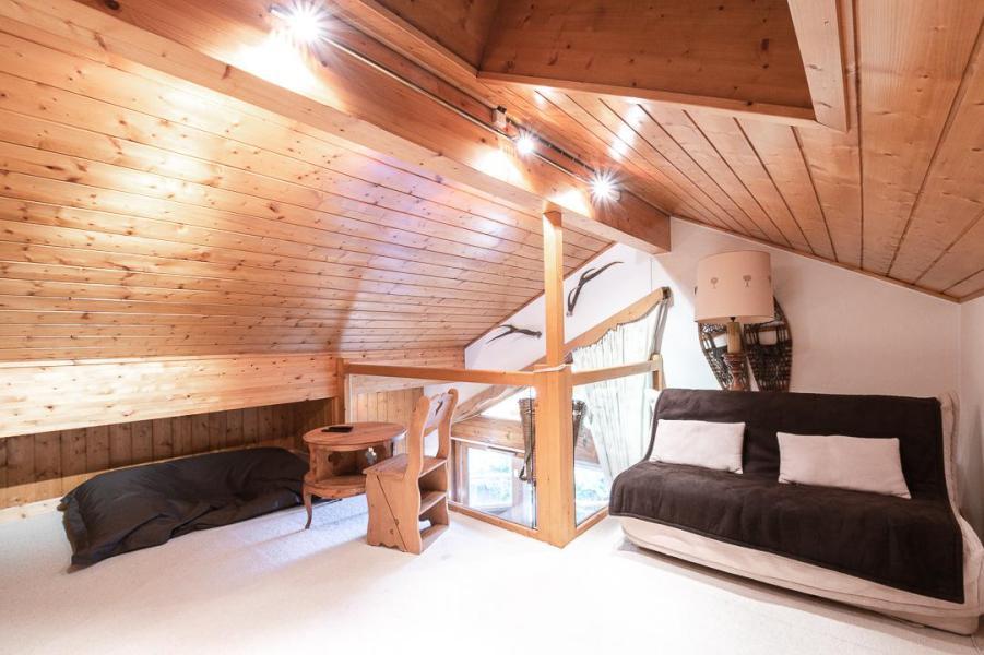 Location au ski Appartement 5 pièces 6-8 personnes - Résidence les Chalets du Savoy - Orchidée - Chamonix - Appartement
