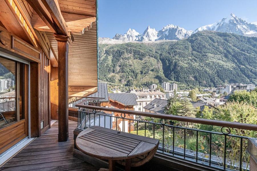 Location au ski Appartement 5 pièces 6-8 personnes - Résidence les Chalets du Savoy - Orchidée - Chamonix - Chambre