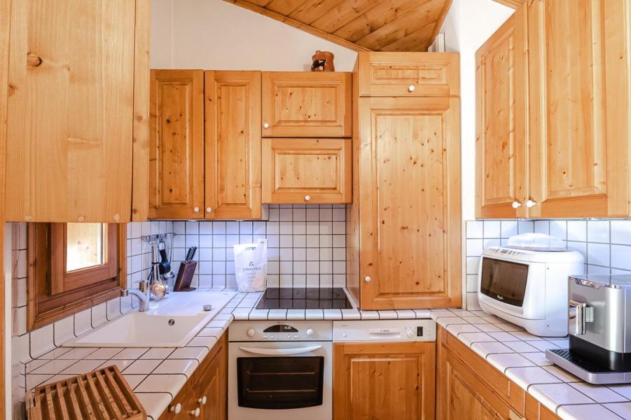 Location au ski Appartement 5 pièces 8-8 personnes - Residence Les Chalets Du Savoy - Orchidee - Chamonix - Lit armoire 2 personnes